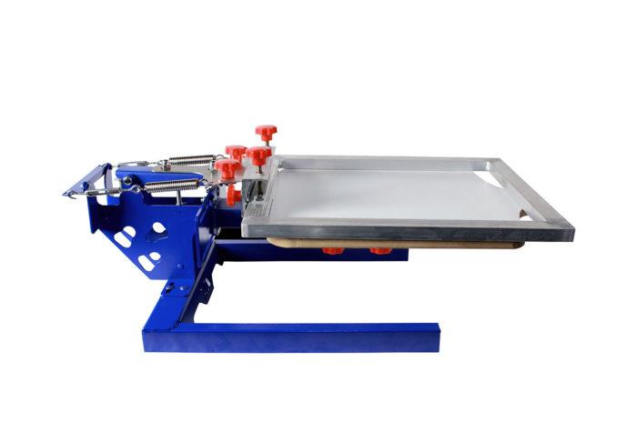 MK-T11B One Color Screen Printing Machine | Screen Printing Machine Manufacturer