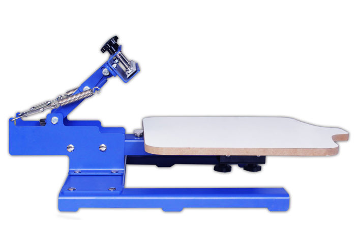 » MK-T11D one color screen printing machine