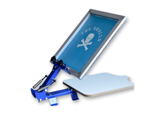 » MK-T11E One Color Screen Printing Machine