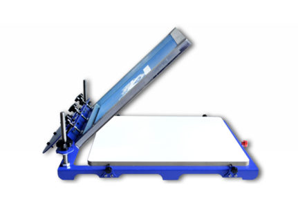 MK-T11F micro-adjust one color screen printing machine