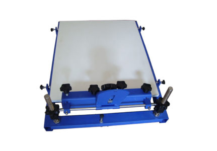 MK102 Big single color screen printing machine