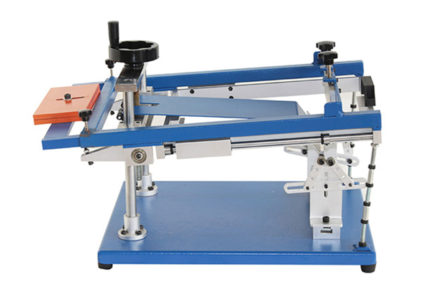 MK202-M Manual cylindrical round silk screen printer
