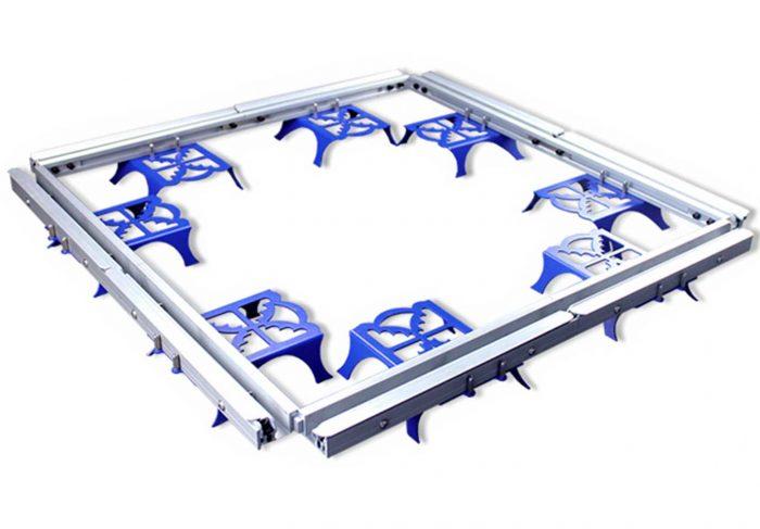 MK-MS3030 Combined quick screen stretcher | Screen Printing Machine Manufacturer
