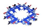 MK70-80-90-100 Any Combined of Manual Screen Stretcher | Screen Printing Machine Manufacturer