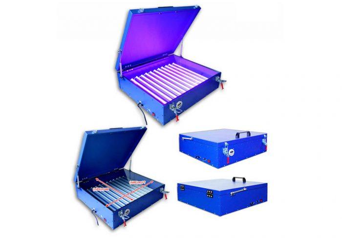 MK-LEDE6070 exposure unit (110-220v) | Screen Printing Machine Manufacturer