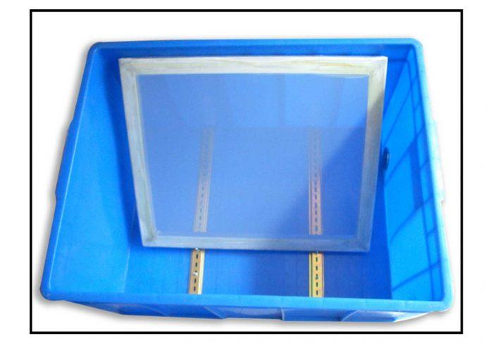 MK-SWT Simple Wash Tank | Screen Printing Machine Manufacturer