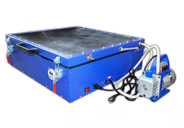 MK-UVE6070V Vacuum UV Exposure Unit | Screen Printing Machine Manufacturer