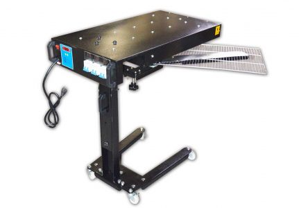 MK-F6045AT-3000W Floor Type Movable Flash Dryer