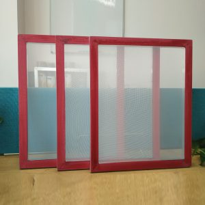 Aluminum Screen Printing Frame With Mesh
