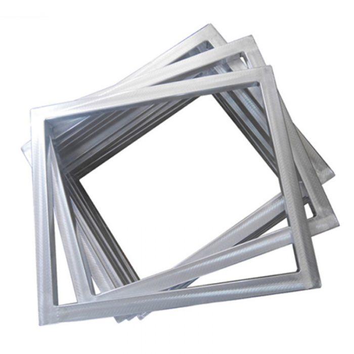 Aluminum Screen Printing Frame Without Mesh | Screen Printing Machine Manufacturer